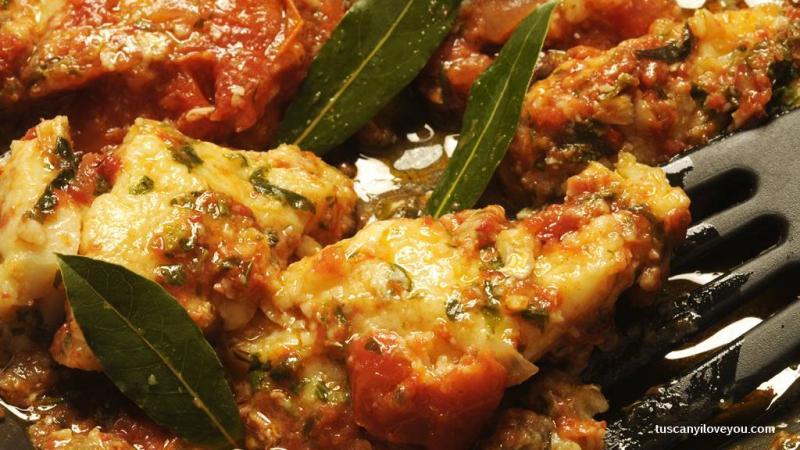 Secondi piatti toscani a base di pesce for Ricette toscane